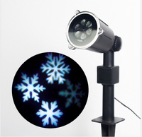 Multifunction Party Decoration Logo Christmas Projector Mini Laser Stage Light