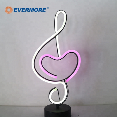 Neon LED Lamp Decorative Lamp Battery Powered Lamp Party Customized Decoration