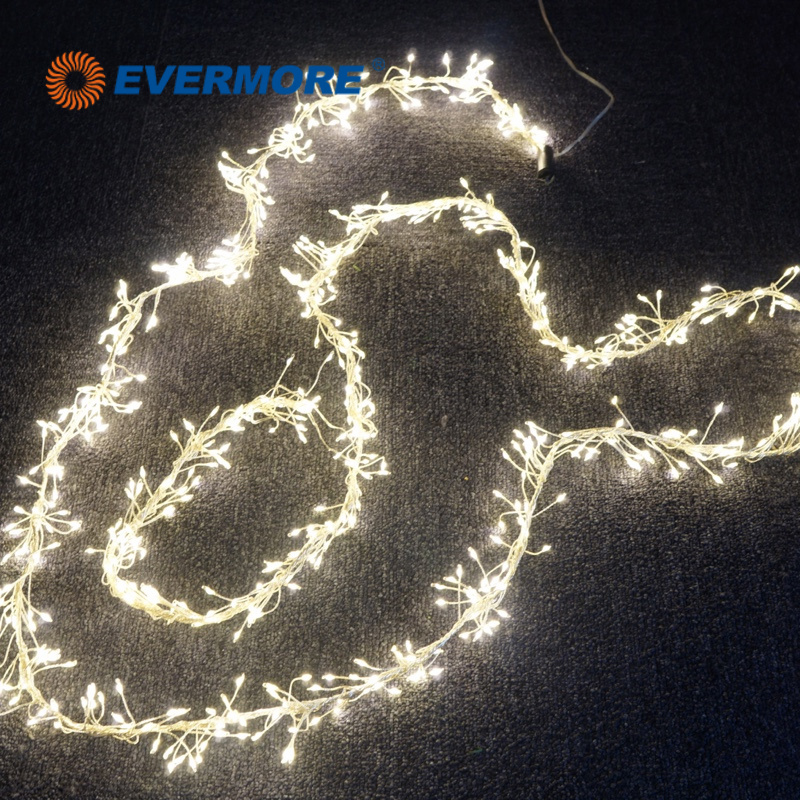 Wedding Decoration Copper Wire LED Fairy String Light For Events