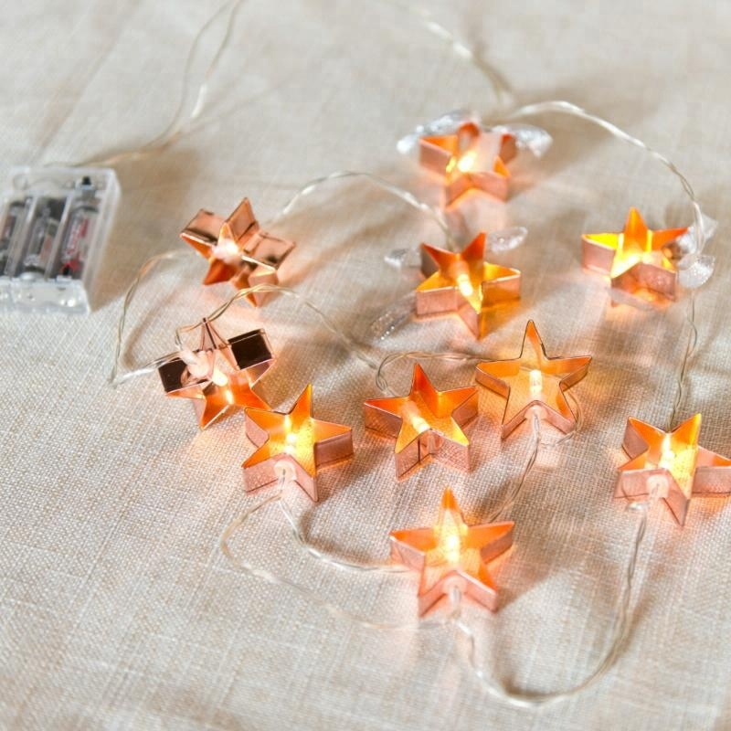 Evermore Star Decorative LED String Light