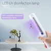 Portable Ultraviolet sterilization UVC lean Air antivirus kill 99.9% germicidal disinfection portable phone uv sterilizer